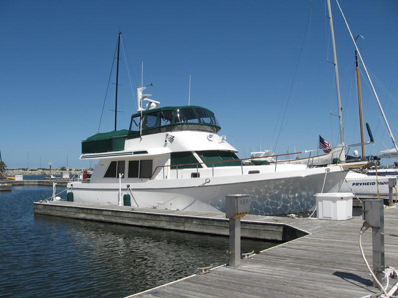 KISMET - 42' Ocean Alexander